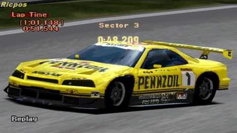 Pennzoil Nismo GT-R - 1'01