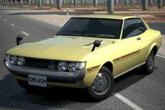 Toyota CELICA 1600GT (TA22) '70