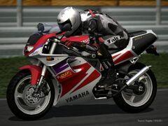 Yamaha TZR250 SPR