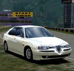 Alfa Romeo 156 2.0 TS 16V '98