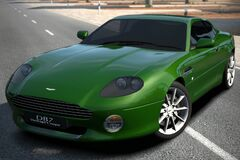 Aston Martin DB7 Vantage Coupe '00 (GT6)
