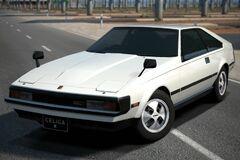 Toyota CELICA XX 2800GT '81