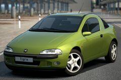 Vauxhall Tigra 1.6i '99