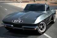 Chevrolet Corvette Z06 (C2) Race Car '63