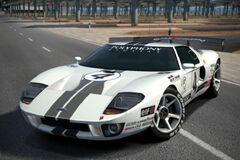 Ford GT LM Race Car Spec II (GT6)