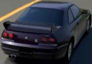Nissan SKYLINE GT-R V • spec (R33) '95 (Back)