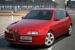 Alfa Romeo 147 2.0 TWIN SPARK '02 (GT6)