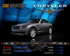 Chrysler Crossfire '02