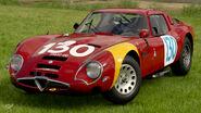 Alfa Romeo GIULIA TZ2 carrozzata da ZAGATO CN.AR750106 '65 (GT Sport)