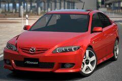 Mazda Atenza Concept '01 (GT6)