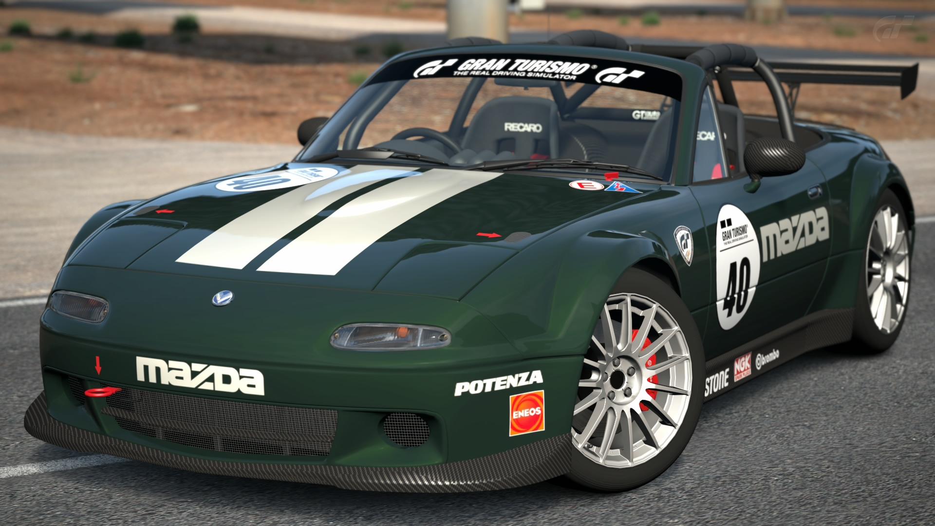 Mazda Roadster Touring Car Gran Turismo Wiki Fandom Powered By Wikia