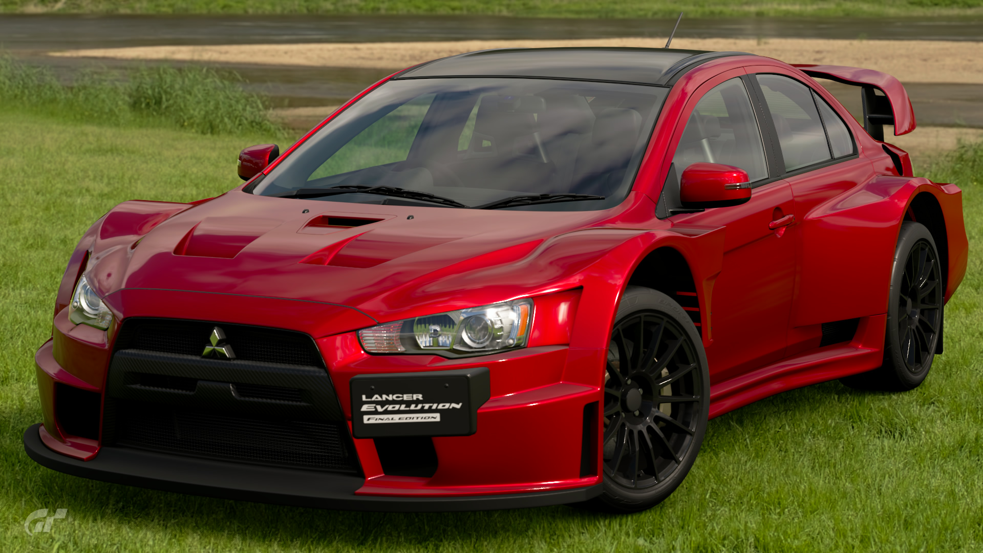 Mitsubishi Lancer Evolution Final Edition Gr.B Road Car | Gran ...