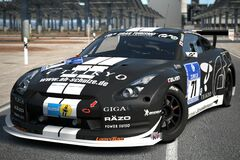 Nissan GT-R N24 Schulze Motor Sports '11