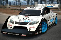 2011 Monster Sport SX4 Pikes Peak Special