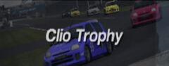 Clio Trophy (GT4)