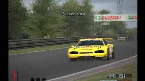 GT4 Nissan Pennzoil Nismo GT-R (JGTC) @ Grand Valley Speedway