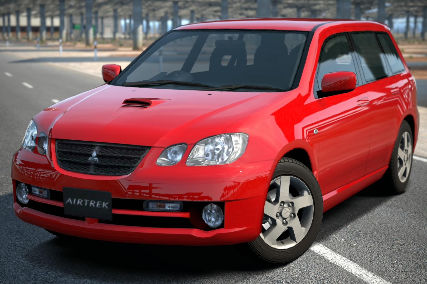 Mitsubishi Airtrek Turbo R 02 Gran Turismo Wiki Fandom Powered