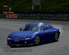 Mazda RX-7 Type RB (FD) '98