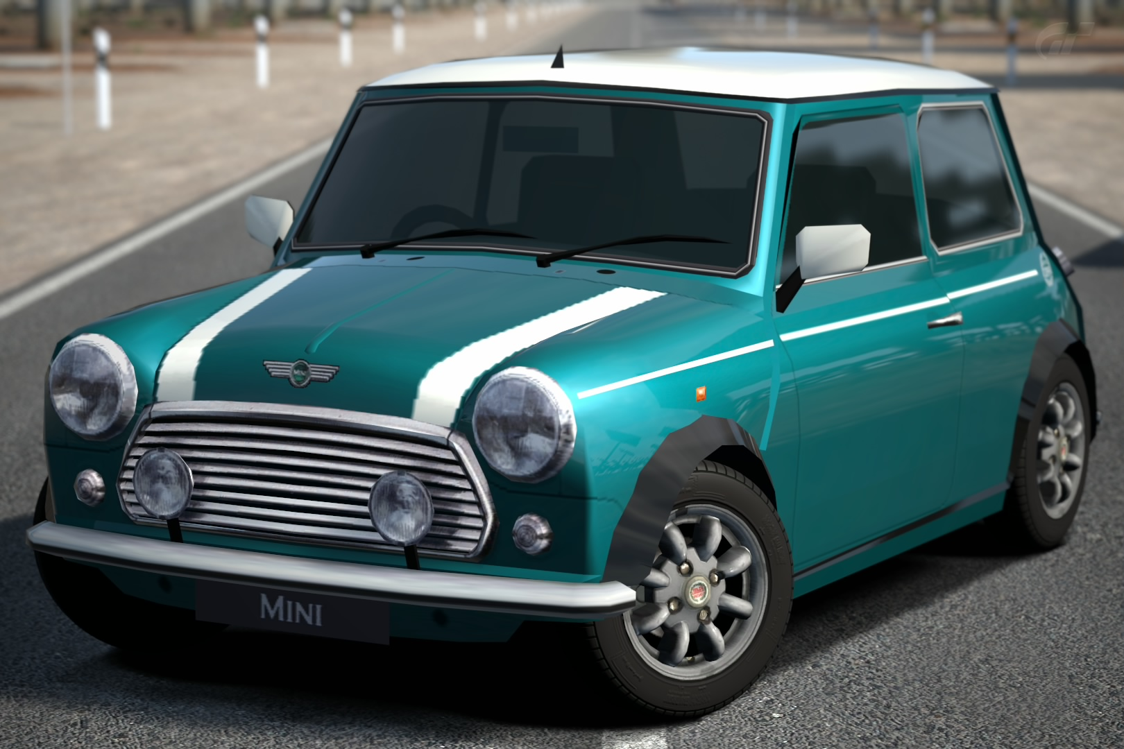 Mini Cooper 13i 98 Gran Turismo Wiki Fandom Powered By Wikia