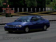 Subaru LEGACY Touring Sport RS '93