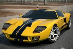 Ford GT Concept '02