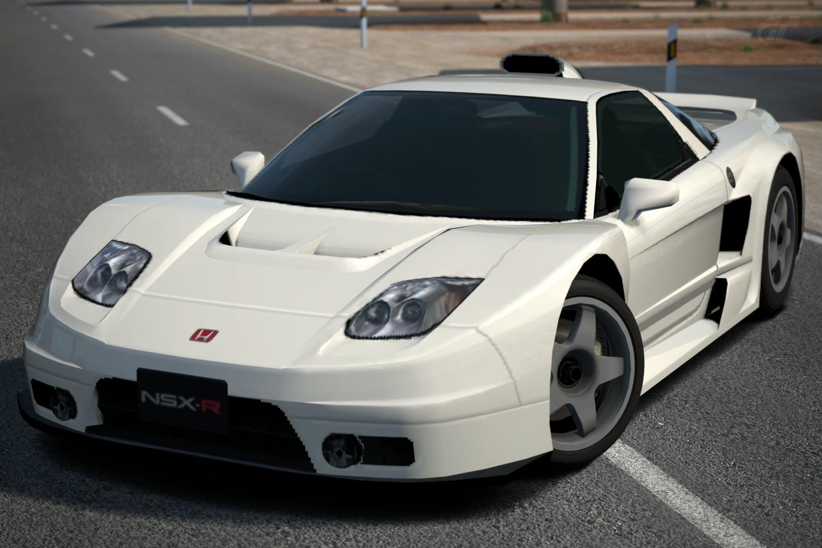 Honda Nsx R >> Honda Nsx R Prototype Lm Road Car Gran Turismo Wiki Fandom