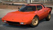 Lancia STRATOS '73 (GT6)