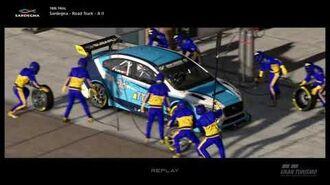 Subaru WRX STi Isle of Man Time Attack Car '16 Showcase