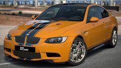 BMW M3 Coupé Chrome Line