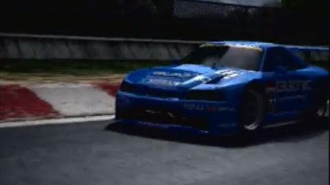 Gran Turismo 3 Calsonic Nissan Skyline JGTC(J)