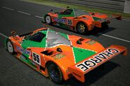 Mazda 787B Race Car '91 (Standard vs Premium)