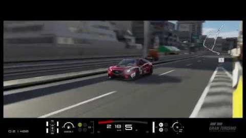 Tokyo Expressway - South Inner Loop 1 Lap Attack