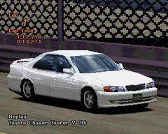 Toyota CHASER Tourer V '96