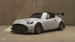 Toyota S-FR Racing Concept '16