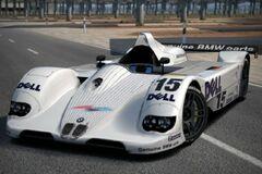BMW V12 LMR Race Car '99