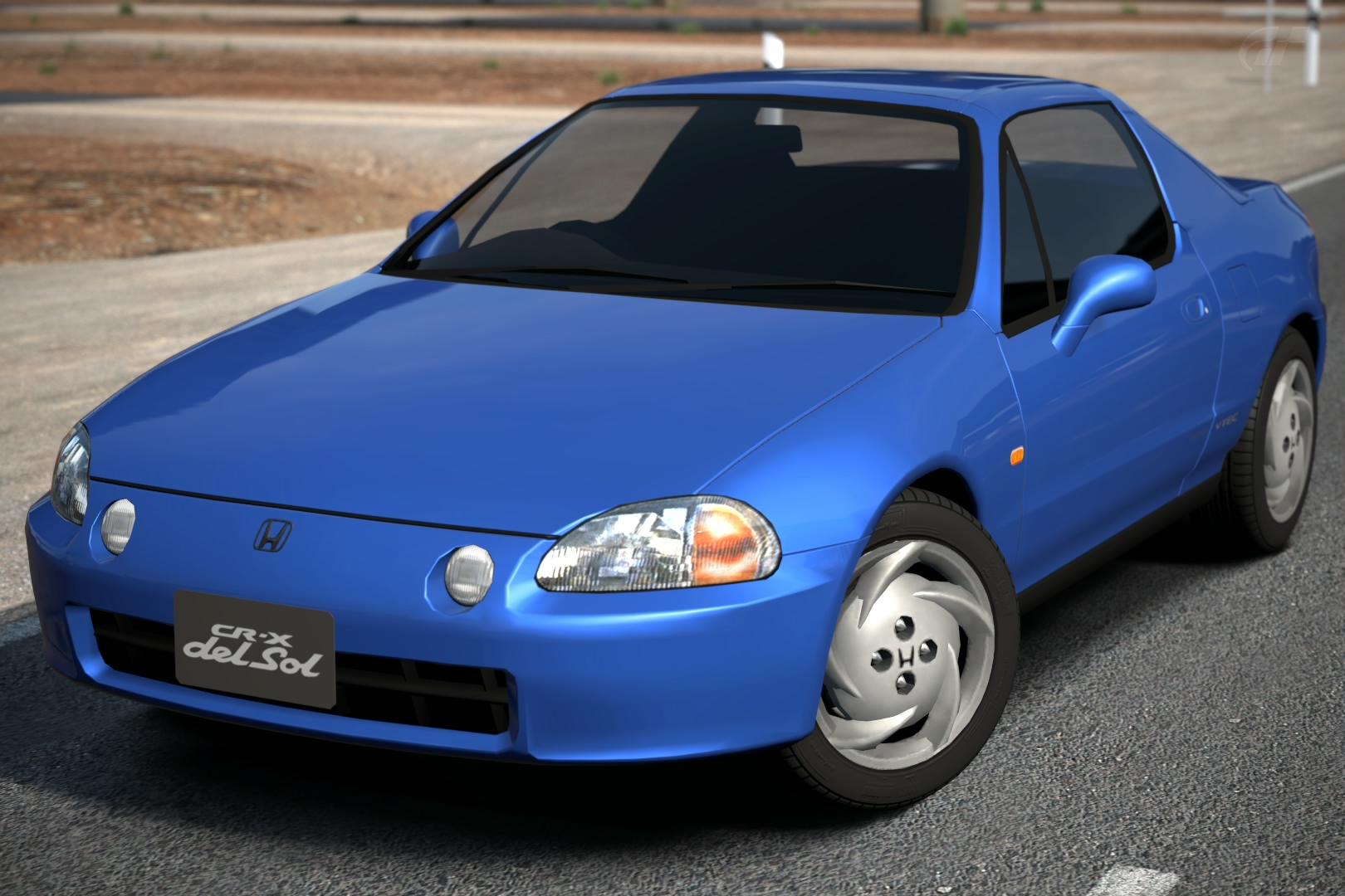 Honda CR X Del Sol SiR 92