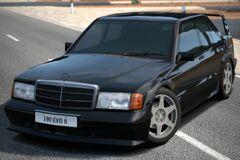 Mercedes-Benz 190 E 2.5 - 16 Evolution II '91