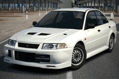 Mitsubishi Lancer Evolution VI RS '99