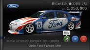 Ford AU 2000 Falcon XR8 '00 (GTPSP)