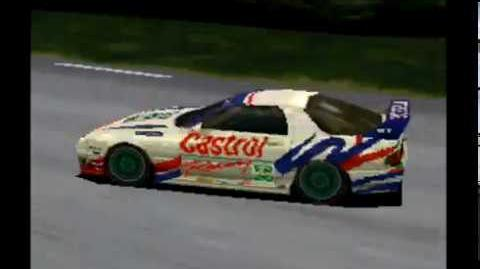 Gran Turismo 1 091 - GT LEAGUE GT World Cup - Race 5x6 Deep Forest