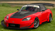 Amuse S2000 GT1 Turbo (GT Sport)