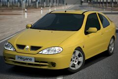 Renault Megane 2.0 IDE Coupe '00