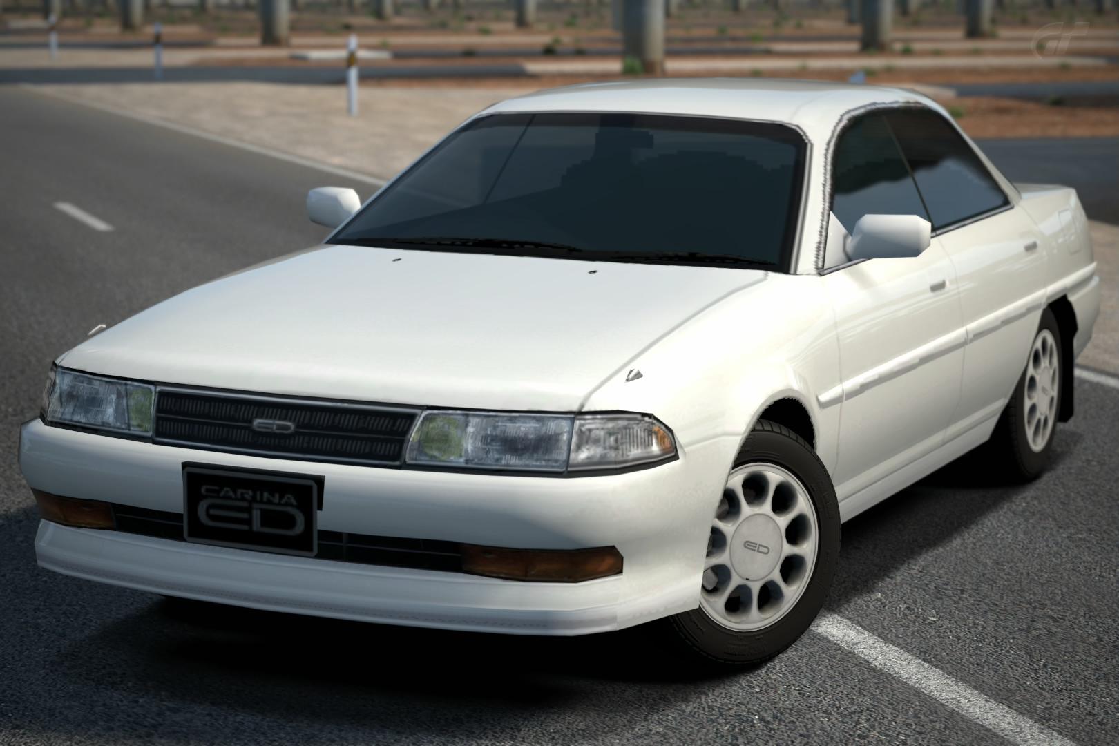 Toyota Carina Ed 2 0 X 4ws 89