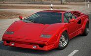 Lamborghini Countach 25th Anniversary '88 (GT6)