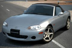 Mazda Roadster 1800 RS (NB) '00 (GT6)