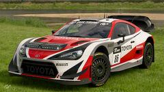 Toyota 86 Gr.B Rally Car