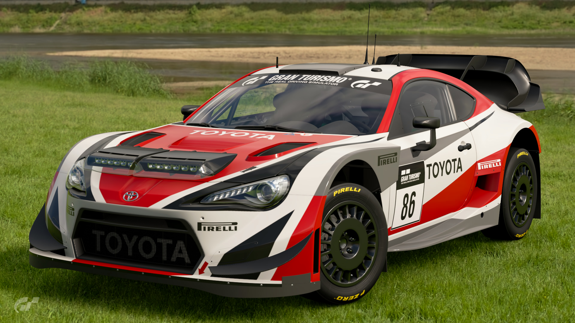 Toyota 86 Gr.B Rally Car | Gran Turismo Wiki | FANDOM powered by Wikia