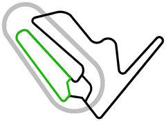 Twin Ring Motegi Hybrid Course (West Side)