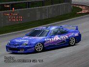 -R-Honda PRELUDE SiR '96