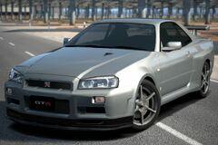 Nissan SKYLINE GT-R V • spec II (R34) '00